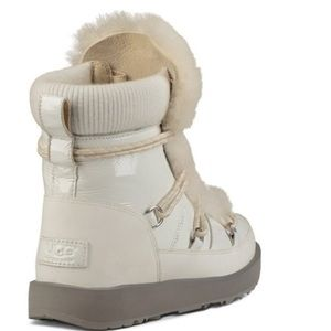 UGG Highland Waterproof Leather Boot